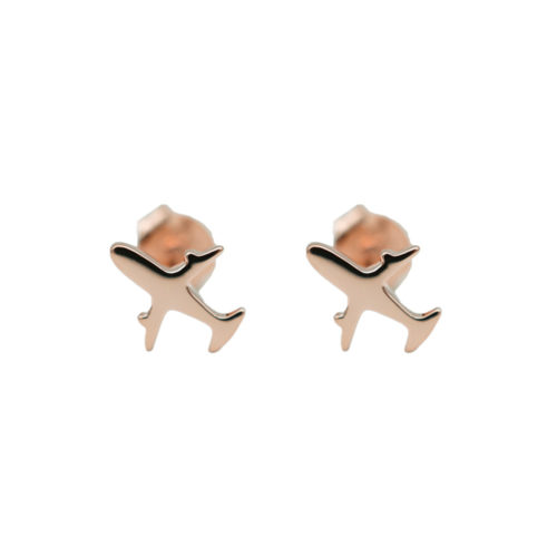 #FERNWEH EARRINGS ROSE GOLD